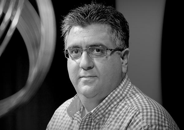 Rev. Mansour Borji