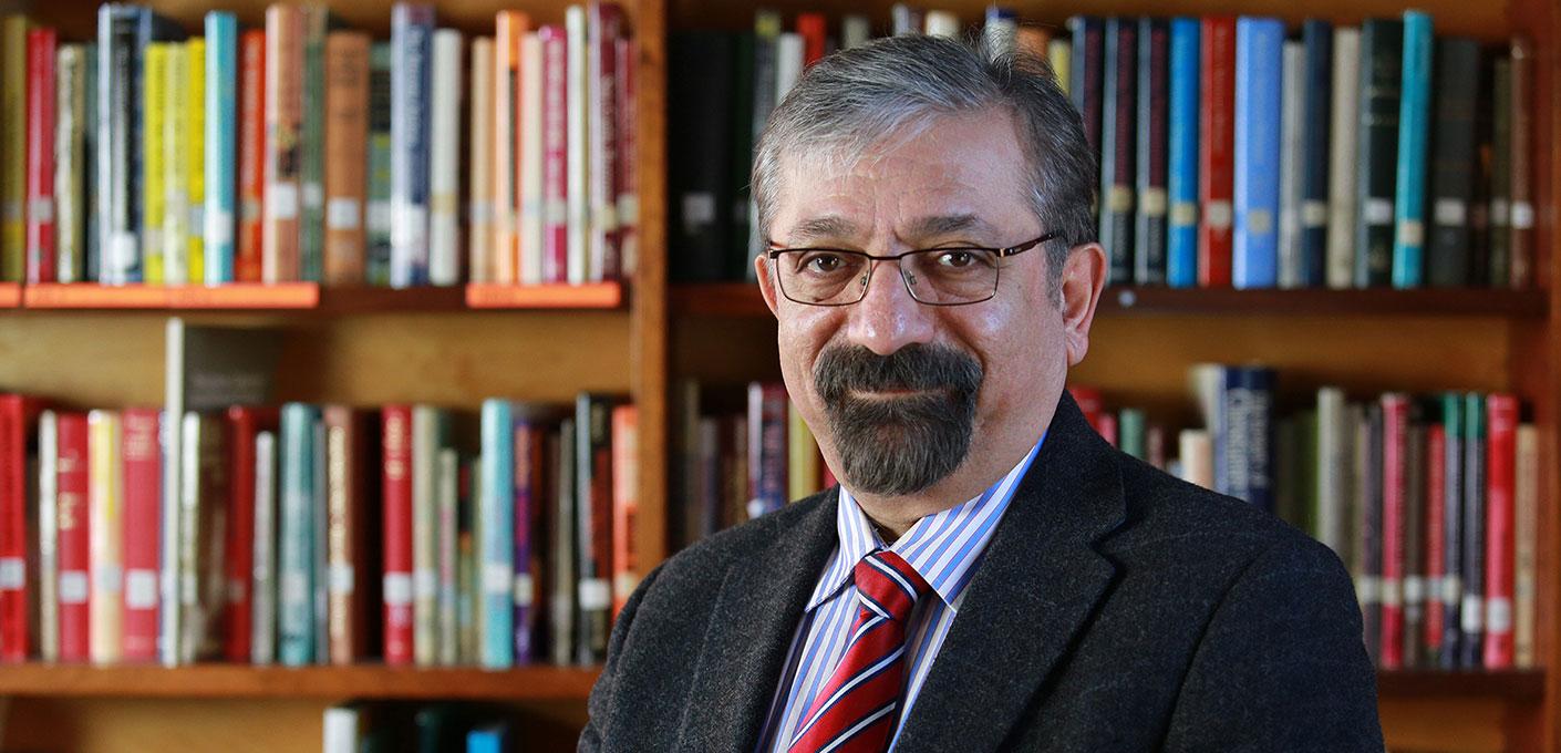 Rev Dr Mehrdad Fatehi