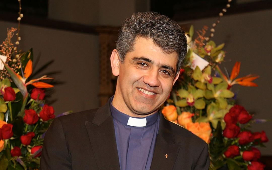 Ordination of Pars' Academic Dean – Rev. Mansour Borji