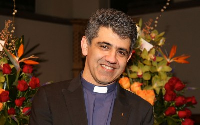 Ordination of Pars' Academic Dean – Rev. Mansour Borji